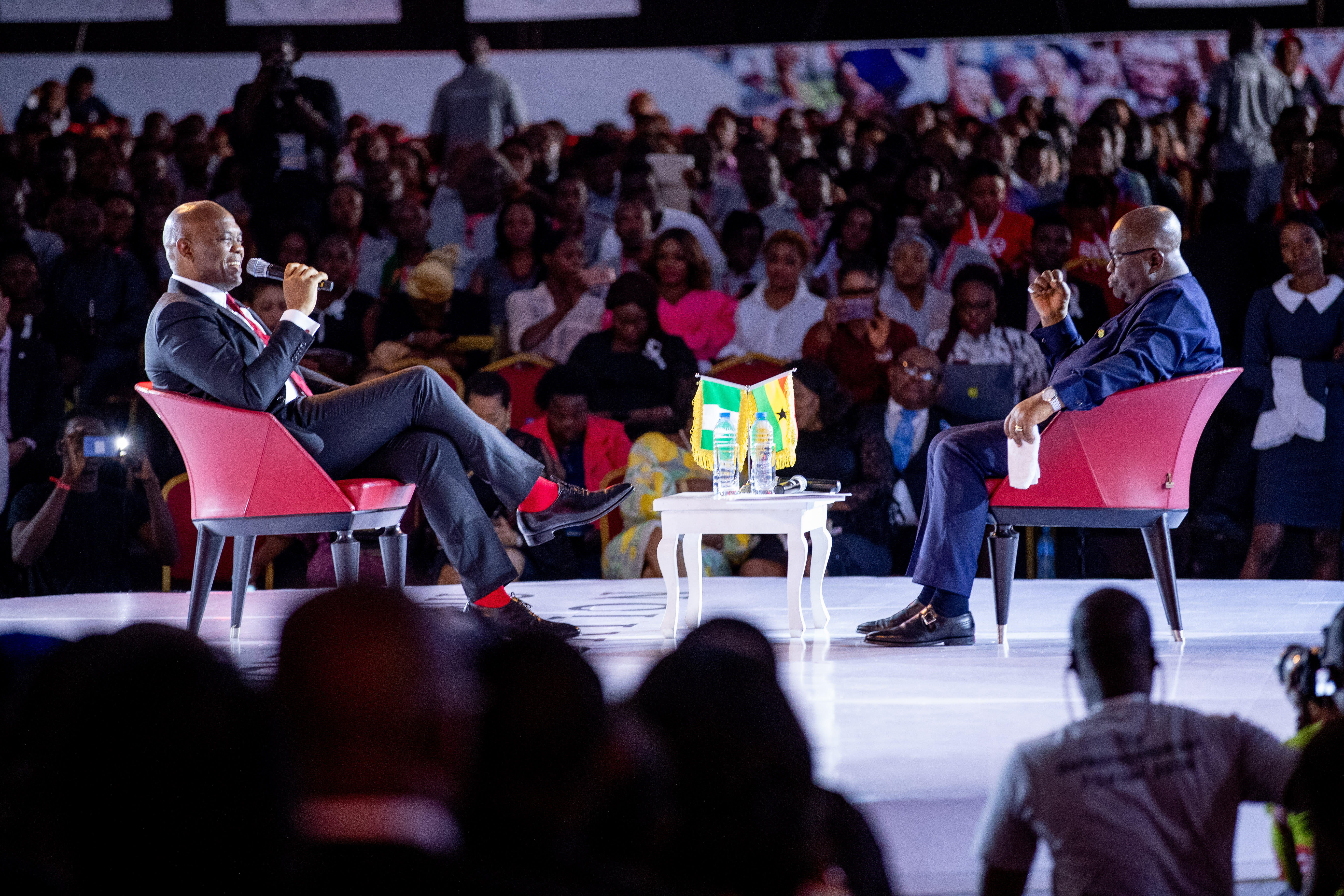 5,000 African entrepreneurs, private and public sector leaders, others meet at Tony Elumelu Foundation Entrepreneurship Forum in Lagos