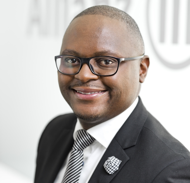 •Thusang Mahlangu, Allianz Global Corporate Specialty (AGCS) Africa CEO