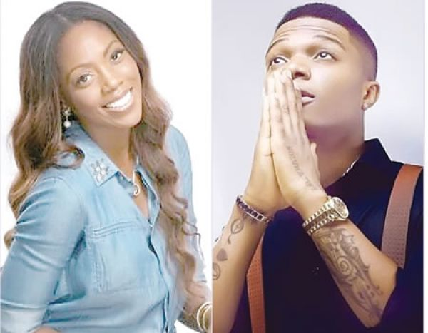Wizkid, Tiwa Savage spark dating rumours Love Matters - News