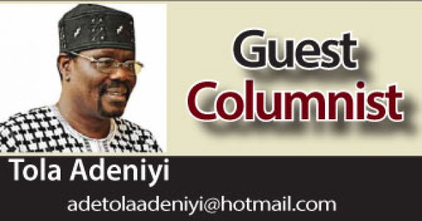 Envying the dead, By Tola Adeniyi