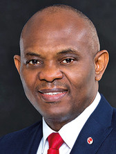 •UBA Group Chairman, Tony Elumelu