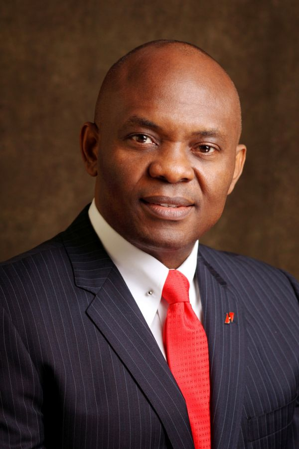 •Heirs Holdings Chairman Tony O. Elumelu.