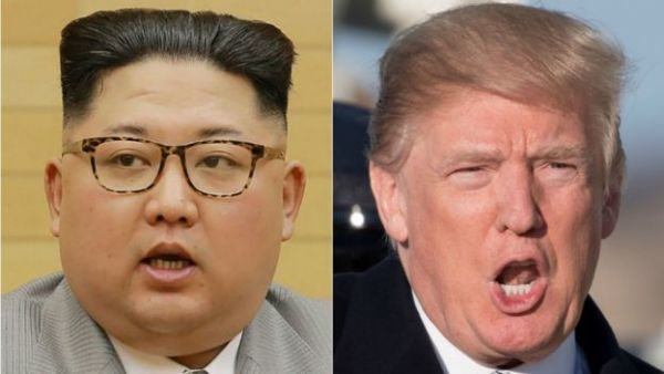 Hope Rising: Bitter enemies Trump and Kim Jong-un to meet 'as soon as possible'
