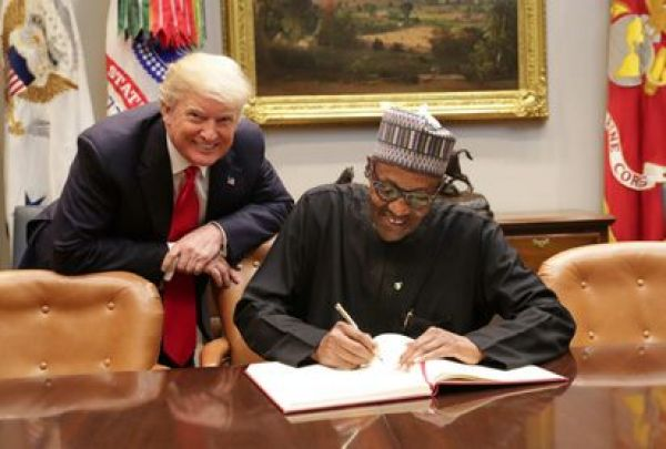 4 things Trump and Buhari have in common