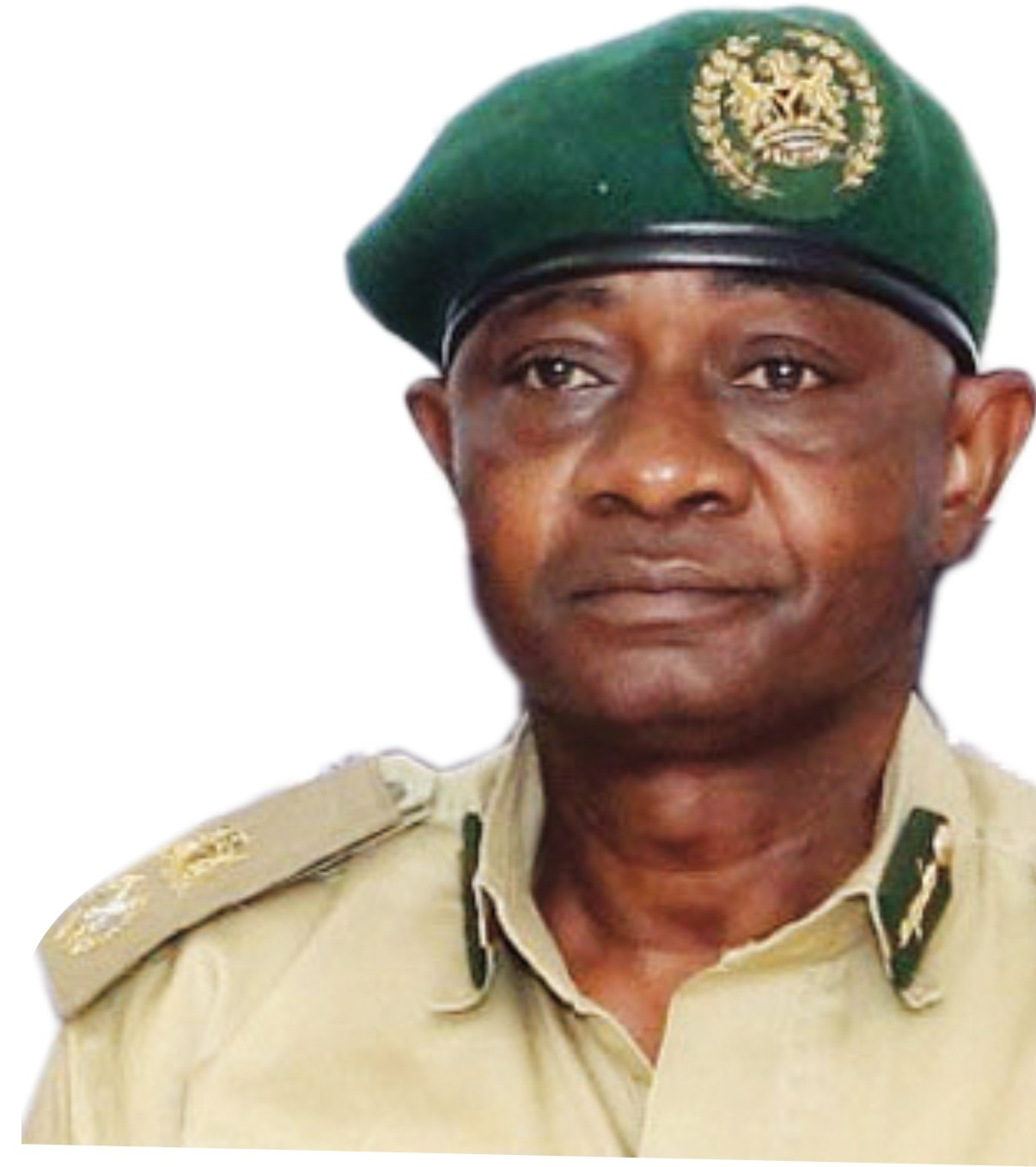 •Controller of Prisons, Lagos State Command, Tunde Ladipo