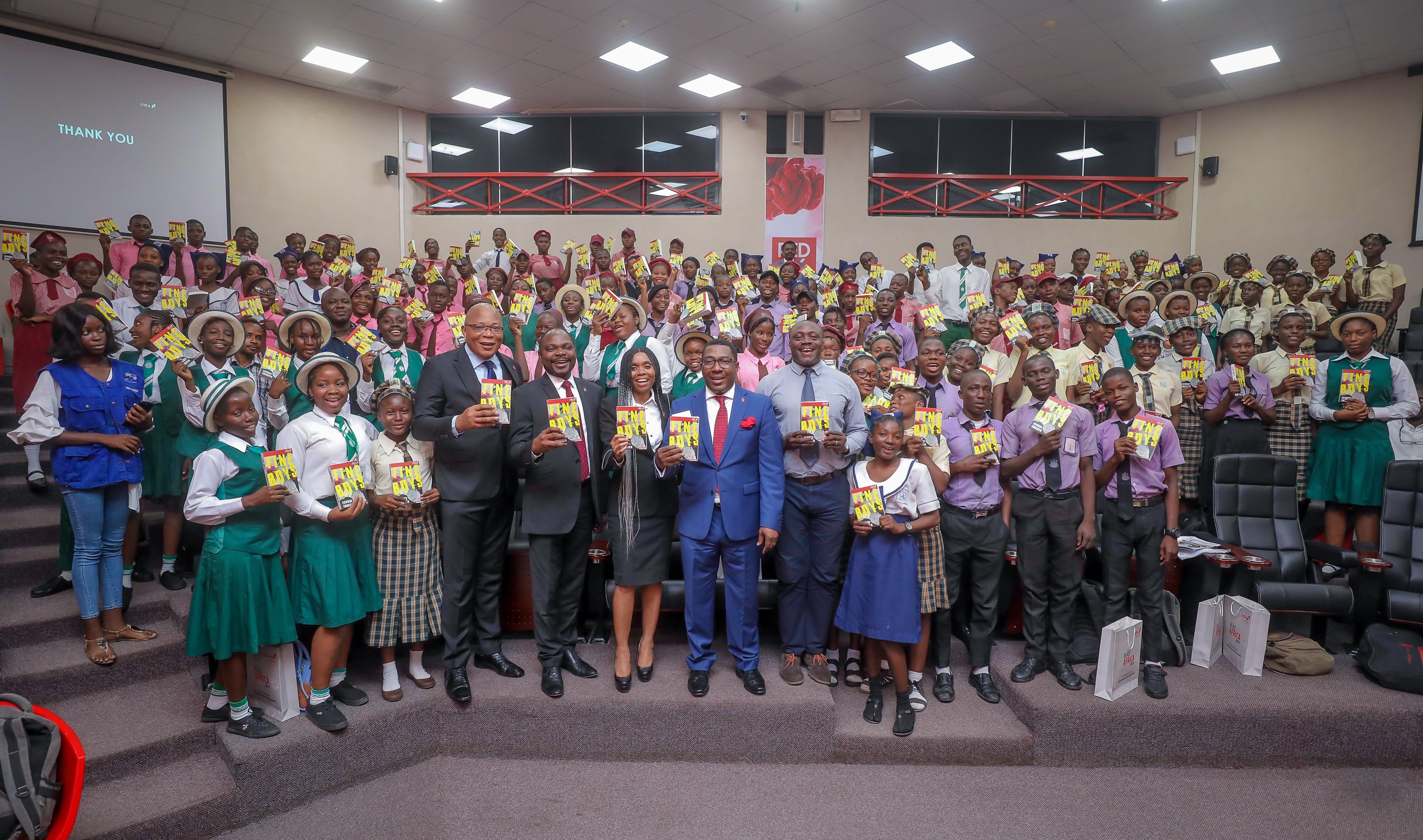 UBA celebrates International Day of the African Child with special readings, mentoring sessions