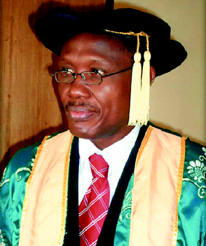 Prof. Joseph Ahaneku, Vice Chancellor, UNIZIK. Photo: News Express