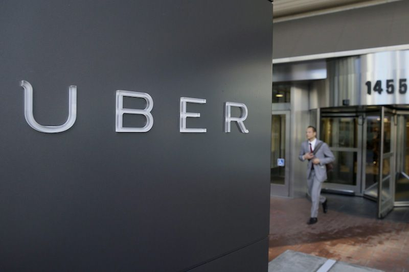 Uber drivers strike in US ahead of public offering