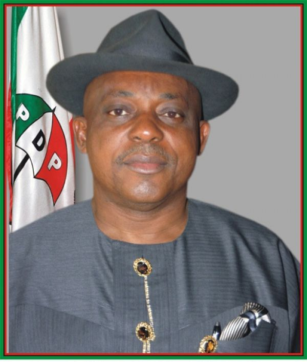 •PDP National Chairman, Prince Uche Secondus