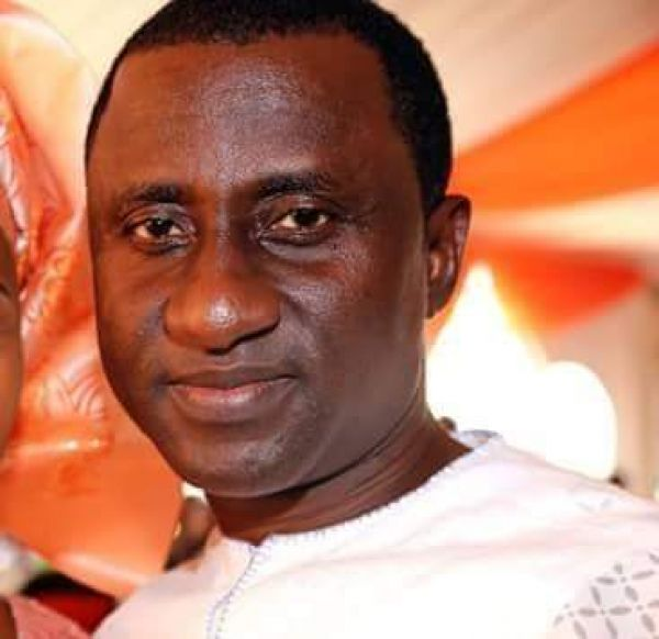 •Sacked Abia APC Guber candidate Uche Ogah