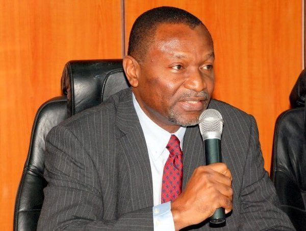 •Budget and National Planning Minister, Senator Udo Udoma