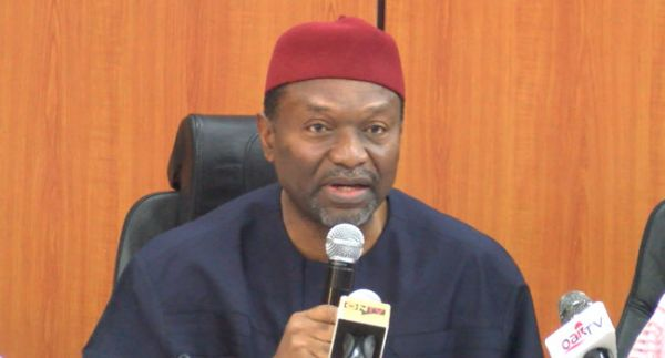 •Budget and Planning Minister, Udo Udoma.