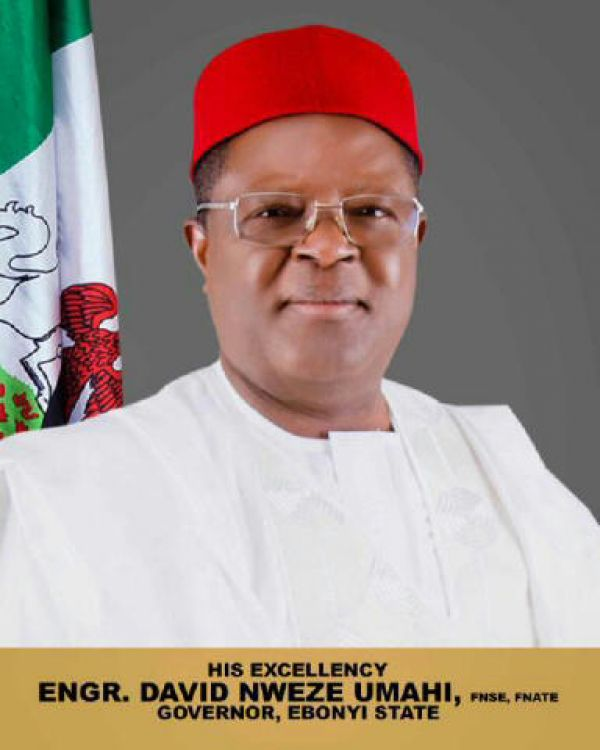 Ebonyi 2019: Why the Opposition is angry with Umahi