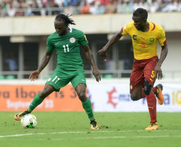 BREAKING: Eagles brighten World Cup hopes •Battle to draw in Yaounde