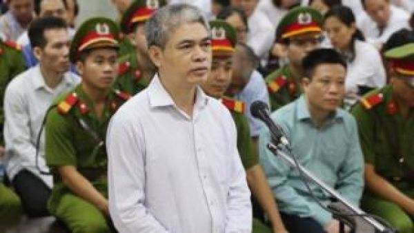 •Convicted chairman of Vietnam's state oil company Nguyen Xuan Son