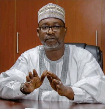 • Minister of Water Resources, Suleiman Adamu