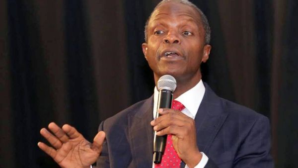 Senate vs Presidency: Osinbajo heads peace committee