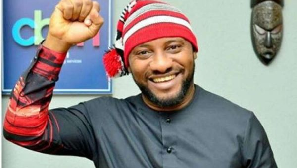•Defeated Anambra governorship candidate Yul Edochie