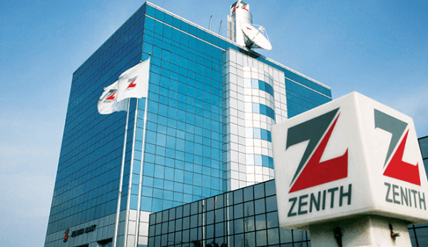 Zenith Bank earns over N80 billion as trading gains in 2018