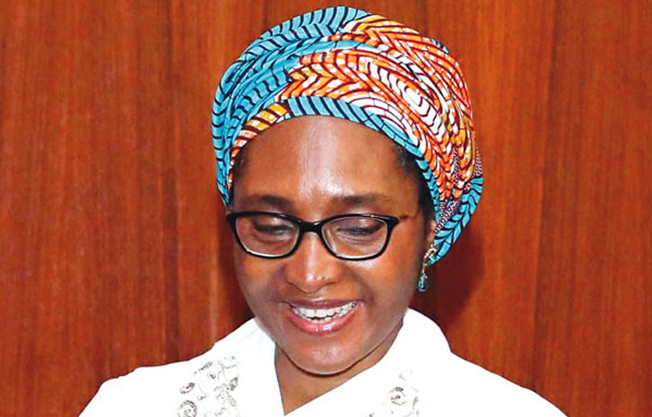 • Acting Finance Minister of Finance Zainab Ahmed