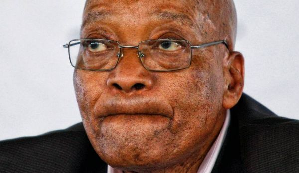 •South African President Jacob Zuma