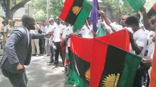 30th May will witness a total lock-down of South East, South South - IPOB