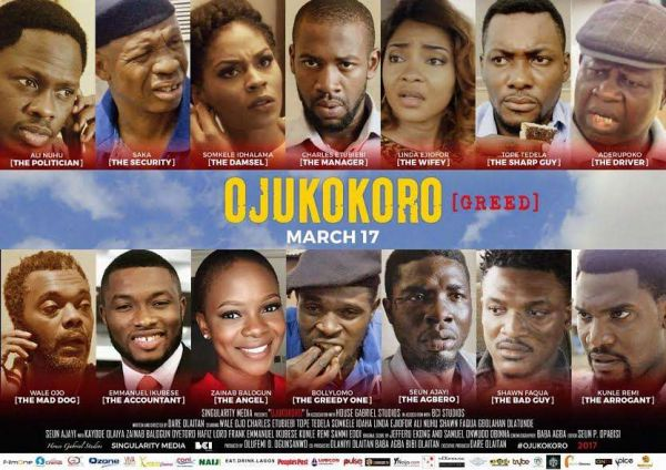 4 Nollywood films screen in U.S.