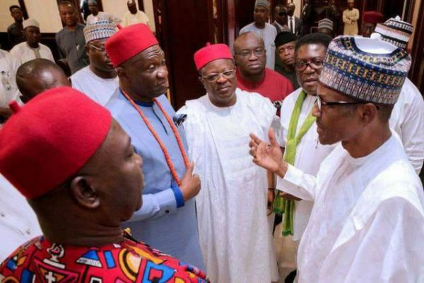 President Buhari's silent support for the South-East, By Garba Shehu