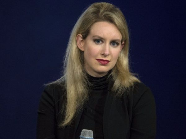 Female CEO hailed as 'next Steve Jobs' charged with 'massive fraud', accused of failed feminism