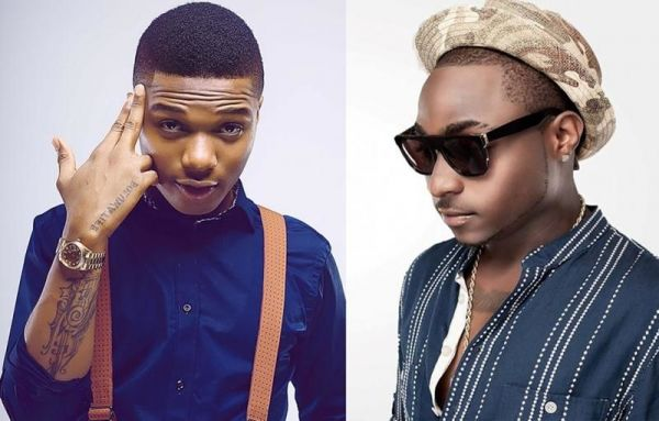Buhari hails Wizkid, Davido for winning global awards