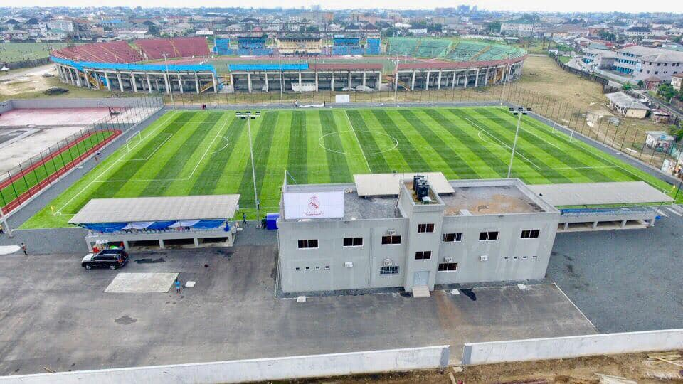 Real Madrid Academy: Obuah salutes Wike for matching words with action, says project an enduring legacy