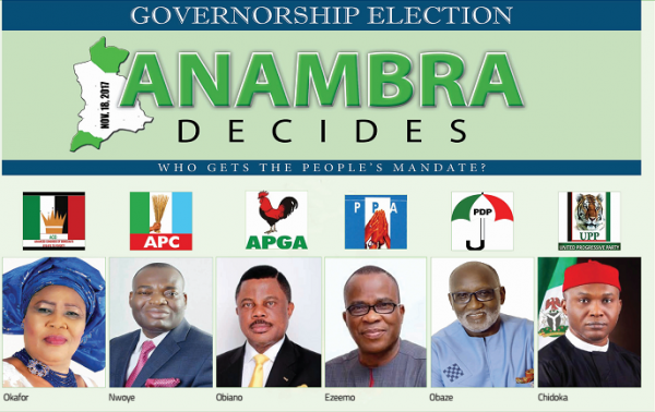 INEC, security agencies not cooperating on Anambra polls, says Observer group