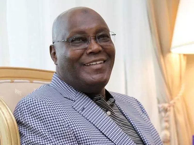 •PDP and CUPP Presidential Candidate, Atiku Abubakar