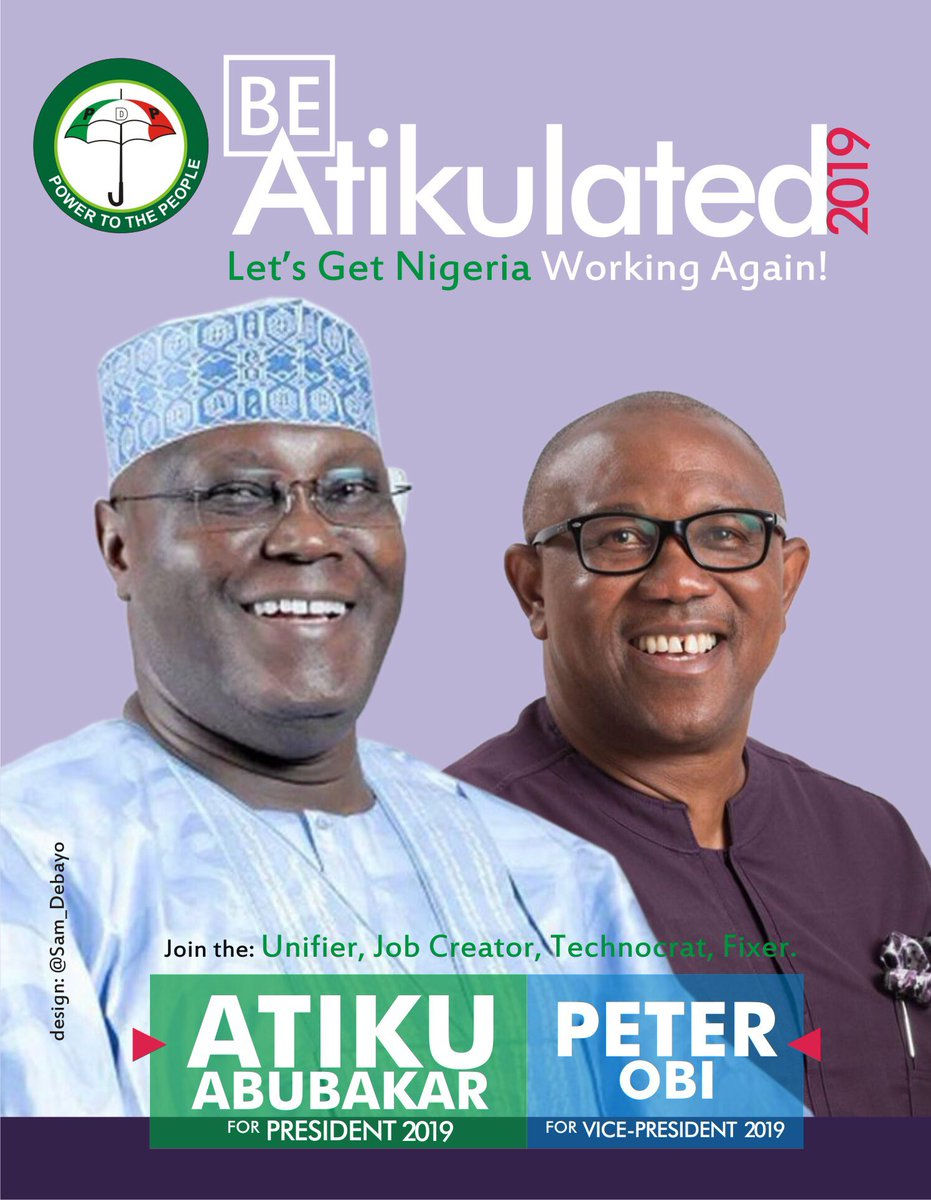 'Stop advertising your ignorance' — Atiku/Obi Advocacy Group chides Buhari Media Organisation