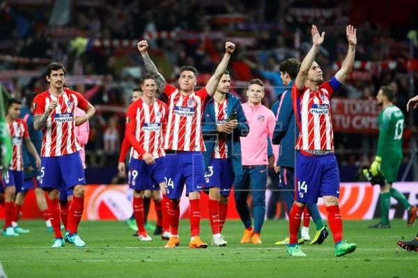 How Atletico beat Arsenal to reach Europa League final