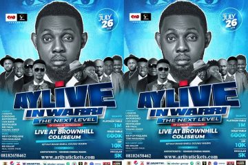 AY, I Go Dye, Teni, I Go Save, Gordons, Akpororo, Young Chief, others storm Warri in 'Home Coming'