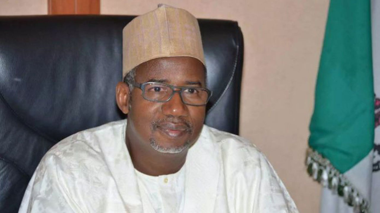 •Bauchi State Governor Mohammed