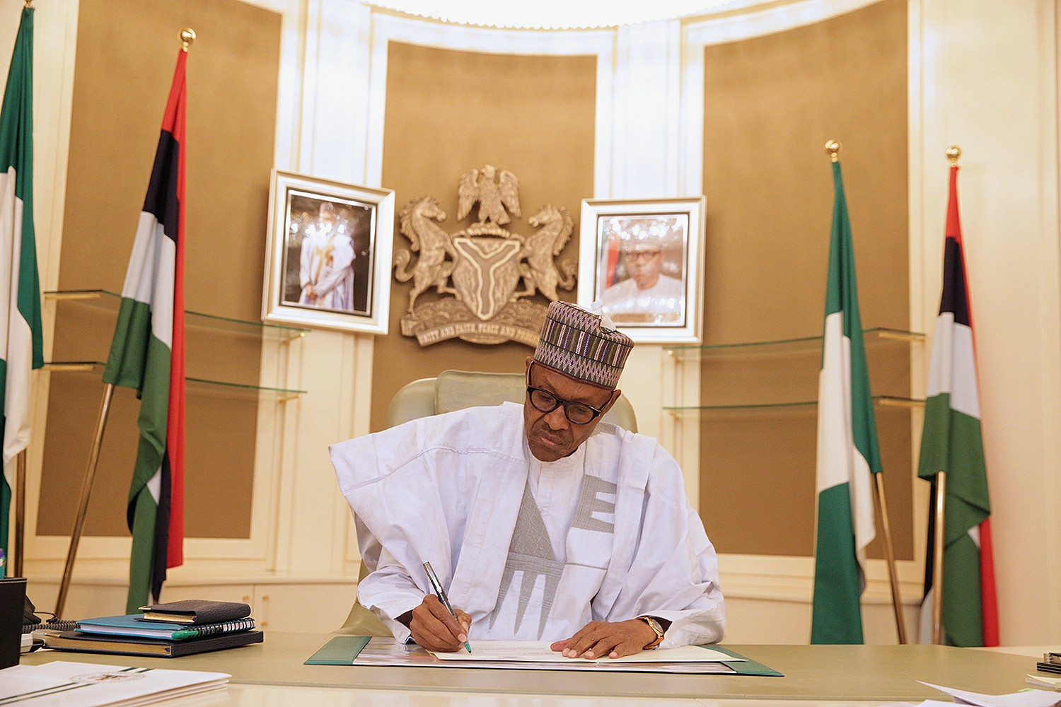 Buhari makes new appointments, confirms others