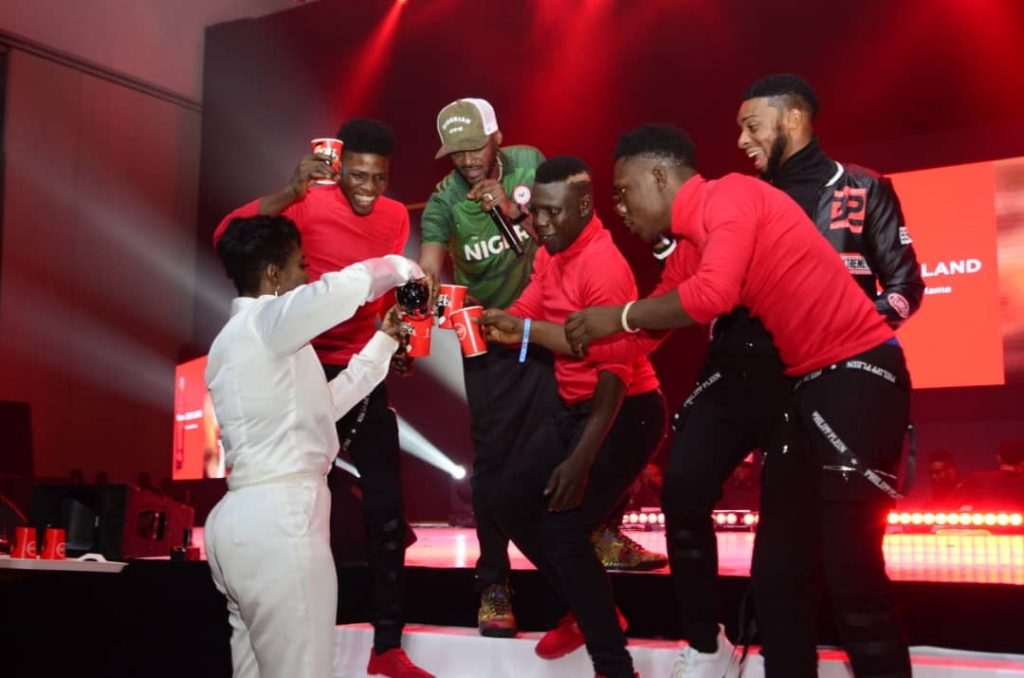 Mama, Annie Idibia light up 'Buckwyld & Breathless' concert in Lagos