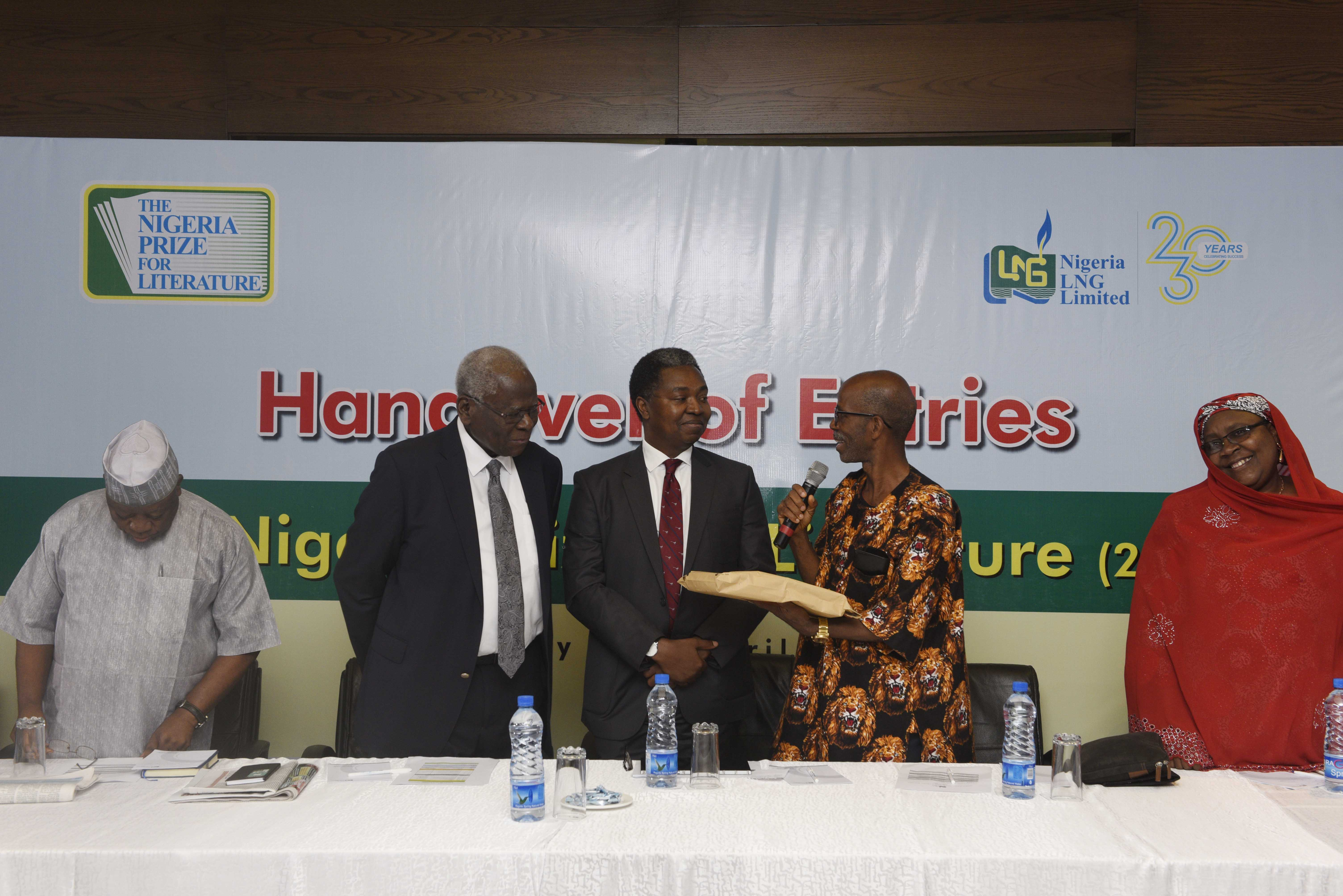 Children's Literature receives boost in 2019 NLNG's Literature Prize