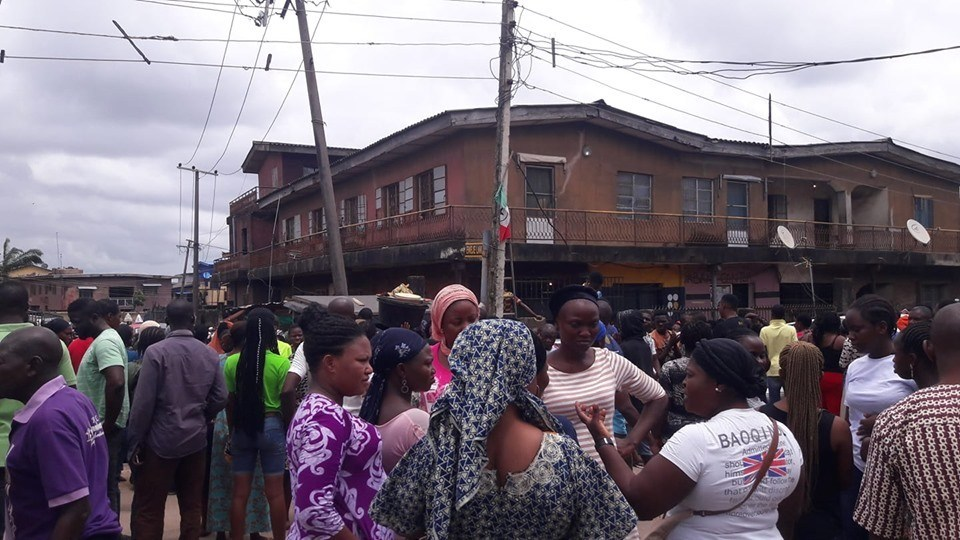Image result for Families found dead in Lagos