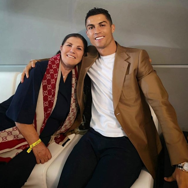 Why I banned my mum from watching football matches -  Ronaldo