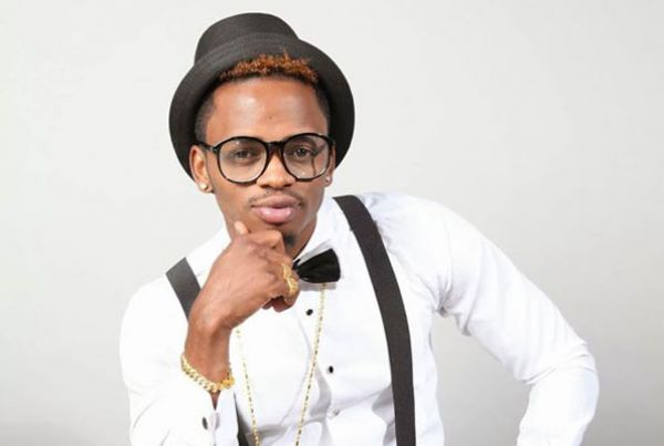 •Music star Diamond Platnumz