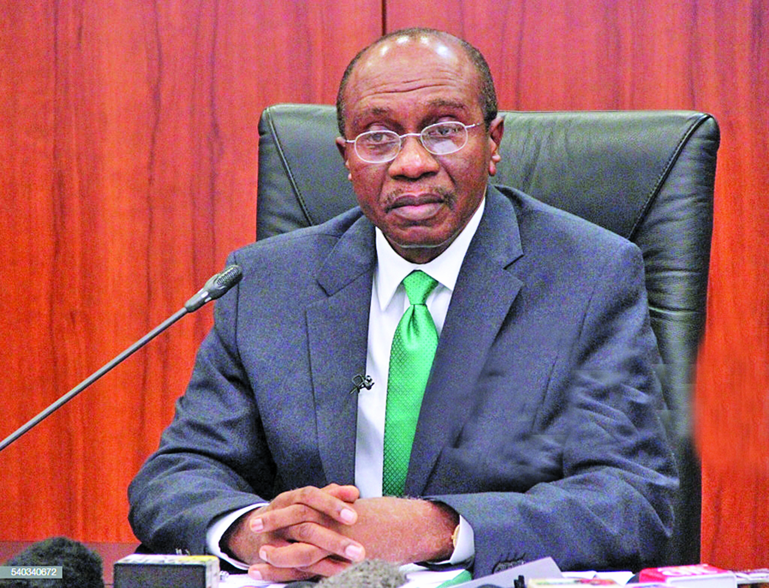 $60b forex cash keeps naira stable for 29 months - Emefiele