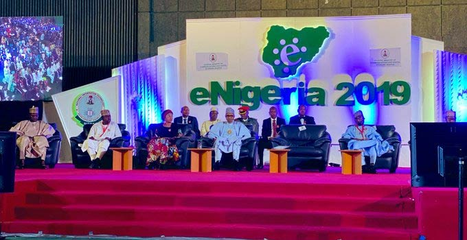 Buhari unveils strategy for digital economy