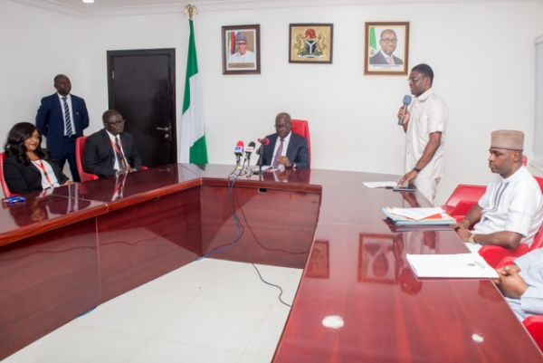 Obaseki eyes sports revival, inaugurates Committee to set up Edo Sports Commission
