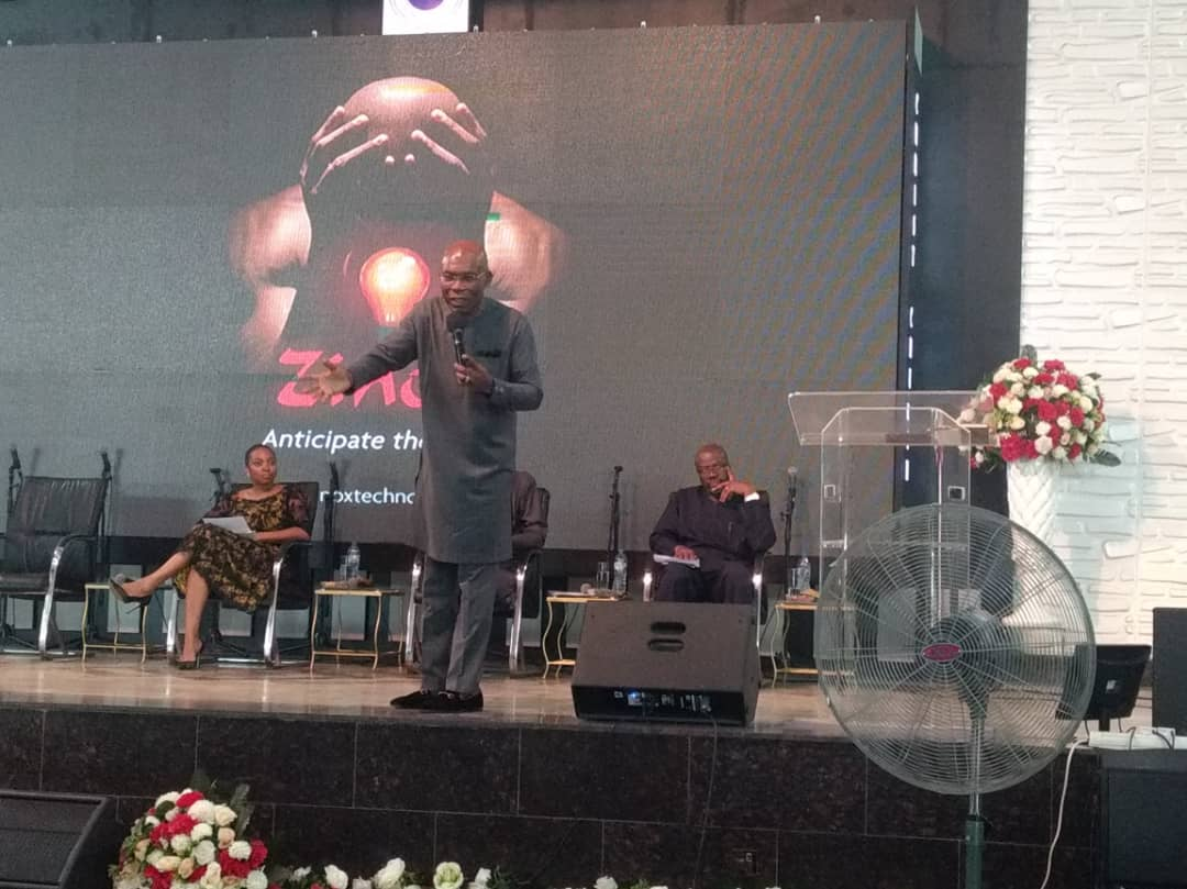 Ekeh inspires thousands at RCCG Summit