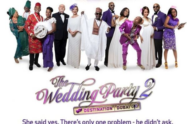 'Wedding Party 2' hits cinemas this Christmas