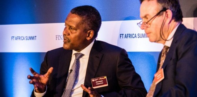 Dangote Cement set to list on London Stock Exchange
