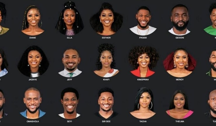 BBNaija: Nigerians express shock over choice of housemates